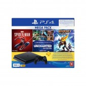 Sony PS4 Slim 500GB + 5...