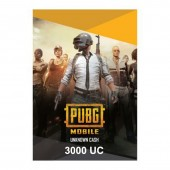 PUBG Mobile 3000 UC - Email...