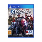 Marvel Avengers - PS4