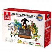 ATARI Flashback X W/110...