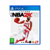 NBA 2K21- PS4