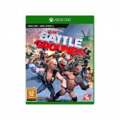 WWE 2K Battlegrounds - XBOX...