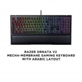 Razer Ornata V2 - Arabic...