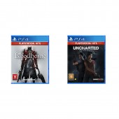 Bloodborne + Uncharted: The...