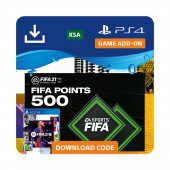بطاقة فيفا 21 , 500 نقطة سعودي
