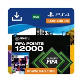 FUT21 FIFA 12000 Points...