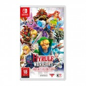 Hyrule Warriors Definitive...