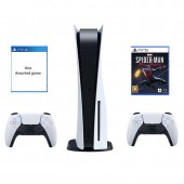 Sony PlayStation 5 console...