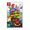Super Mario 3D World +...