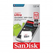 SanDisk Micro SD Memory 64GB