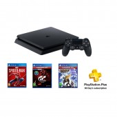 Sony PS4 Slim 500GB + 3...