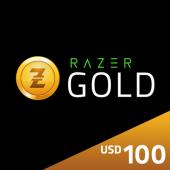 US - Razer Gold Pin $100 -...