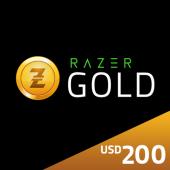 US - $200 Razer Gold Pin -...