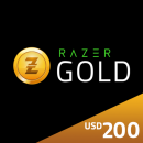 US - Razer Gold Pin $200 -...
