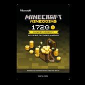1720 Coins Minecraft...