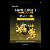 3500 Coins Minecraft...