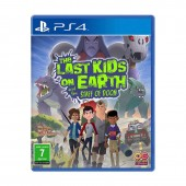 The Last Kids On Earth and...