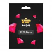 VIP Baloot Card 1200 Gems -...