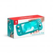 Nintendo Turquoise Switch...