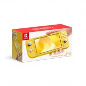 Nintendo Yellow Switch Lite...