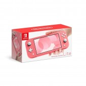 Nintendo Coral Pink Switch...