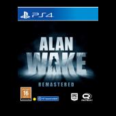 Alan Wake Remastered - PS4