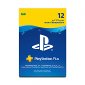 PlayStation Plus 12Months -...