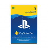 PlayStation Plus 3Months -...