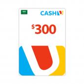 Saudi - بطاقة كاش يو$300 -...