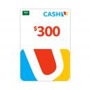 Saudi - CASHU Card $300 -...