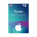 iTunes Gift Card $15 - US -...