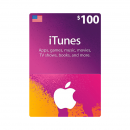 iTunes Gift Card $100 - US...