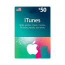iTunes Gift Card $50 - US -...