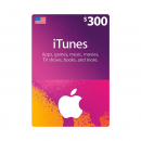 iTunes Gift Card $300 - US...