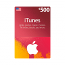 iTunes Gift Card $500 - US...