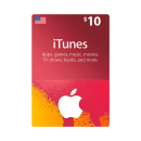 iTunes Gift Card $10 - US -...