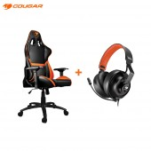 Cougar Armor Gaming Chair +...