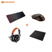 Cougar Gaming Keyboard +...