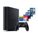 Sony PlayStation 4 500GB +...