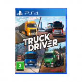 Truck Driver - PS4