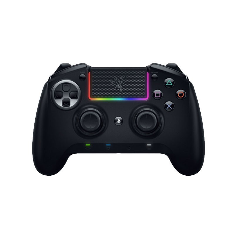 Raiju Controller Ps4 : Customise your razer raiju ultimate/raiju tournament edition controller with this easy to use mobile app that allows you to configure your controller's button mappings, vibration and chroma settings in the onboard and.