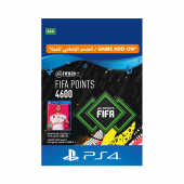 Saudi - 4600 FUT Points...