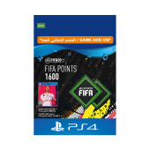 Saudi - 1600 FUT Points...