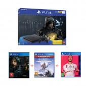 Sony PS4 Slim 1TB + 3 Games