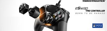 Thrustmaster eSwap Pro Controller for PS4 and PC