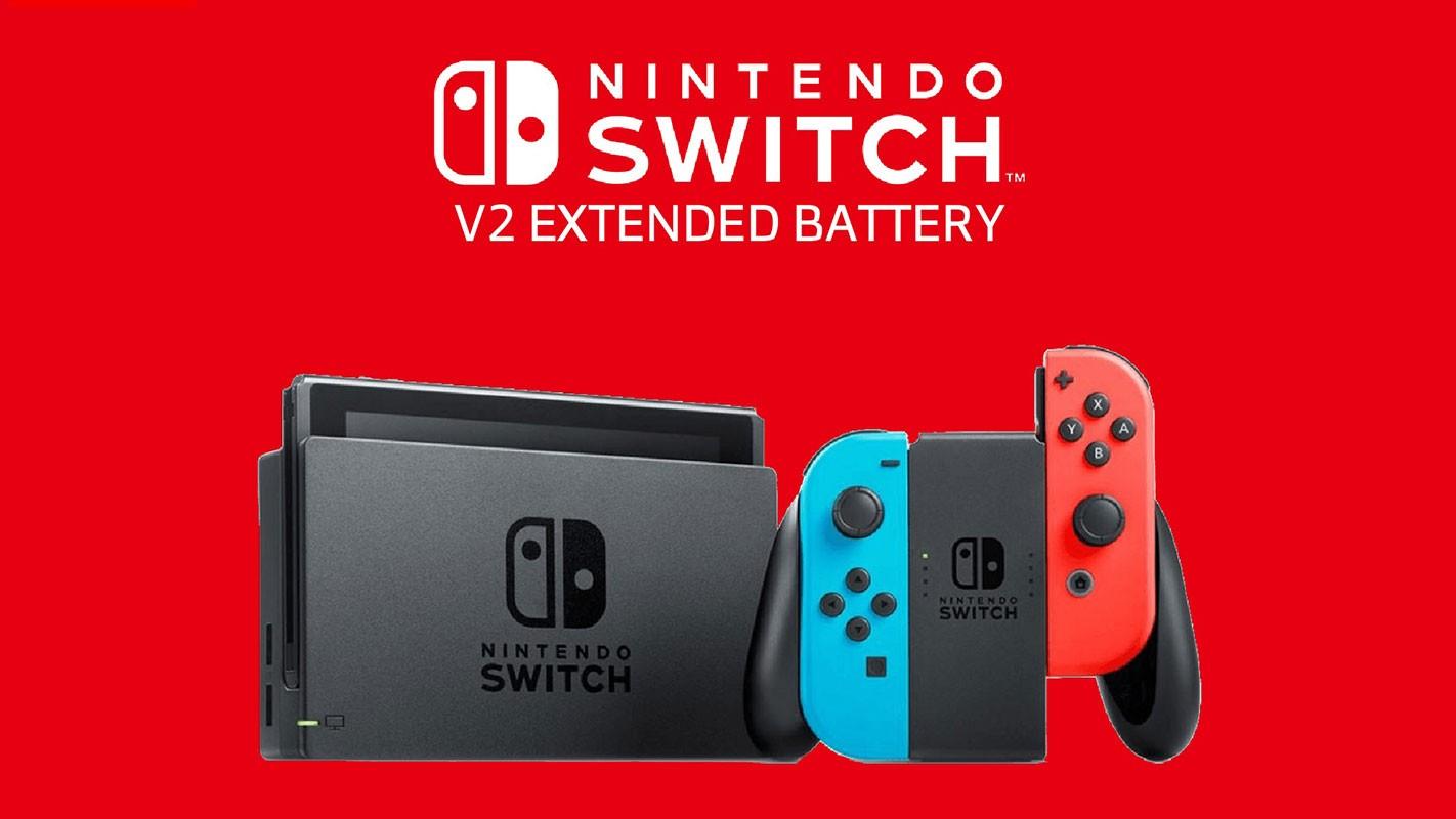 Nintendo Switch V2 Neon Standalone