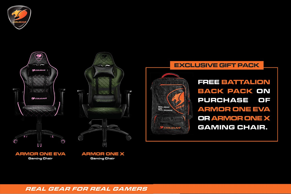 Cougar Chair Offer