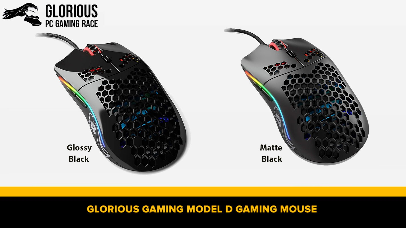 Glorious Gaming Mouse Model