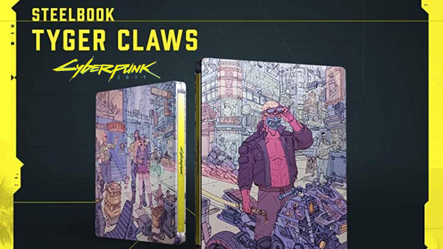 Cyberpunk 2077: Steelbook Edition